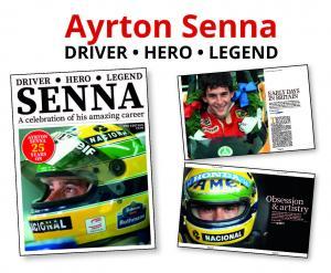 Ayrton Senna. 25 years on