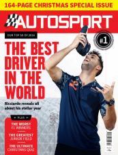 Autosport 15TH - 22ND DECEMBER 2016