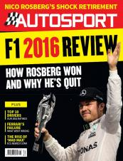 Autosport 8TH DECEMBER 2016