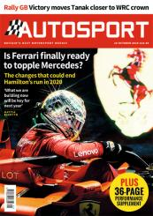 Autosport Print, Digital and Online