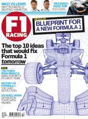 F1 Racing December 2016