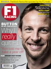 F1 Racing November 2016